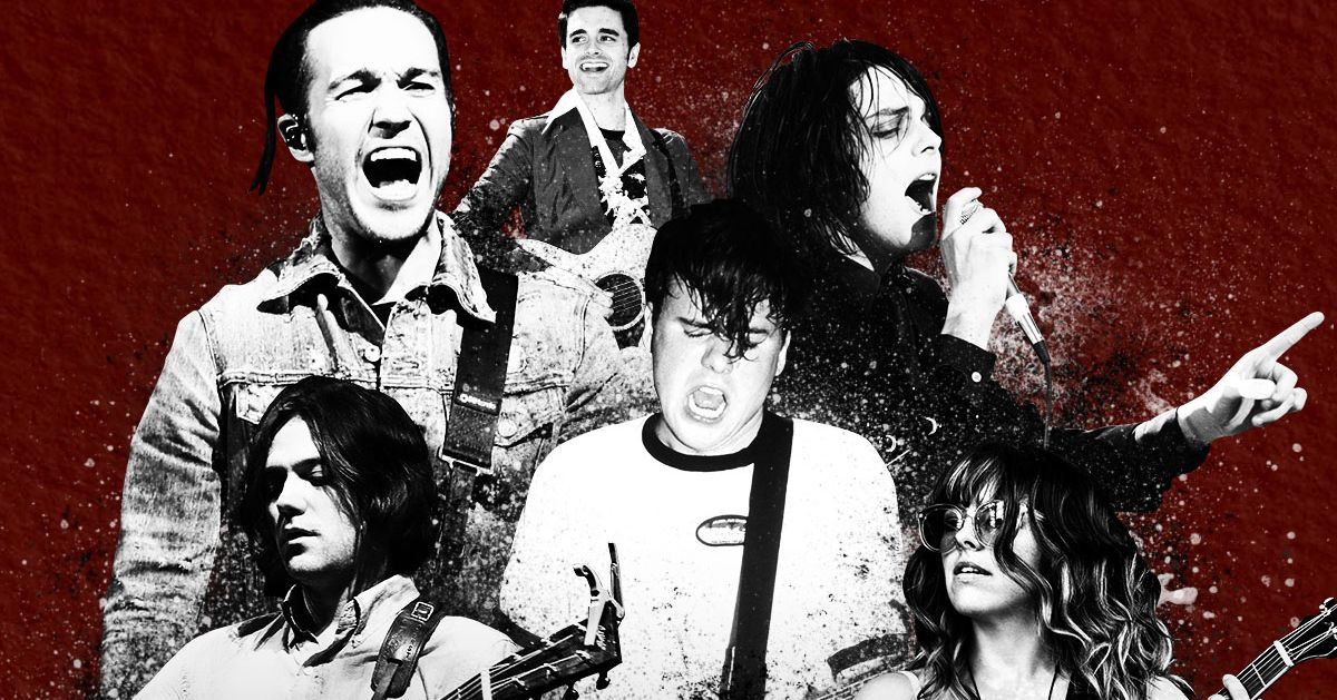 The 100 Greatest Emo Songs of All Time