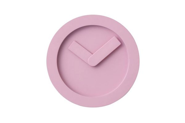 ICON Clock Pink
