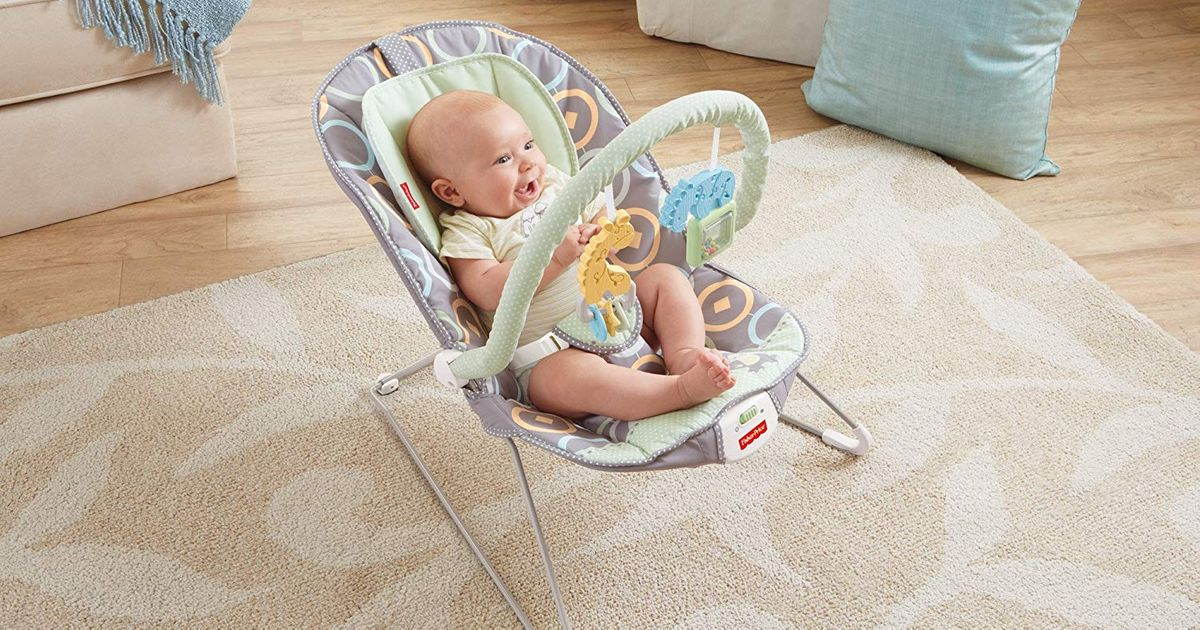 The Best Baby Bouncers on Amazon, According to Hyperenthusiastic Reviewers