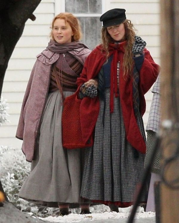 eliza scanlen saoirse ronan little women