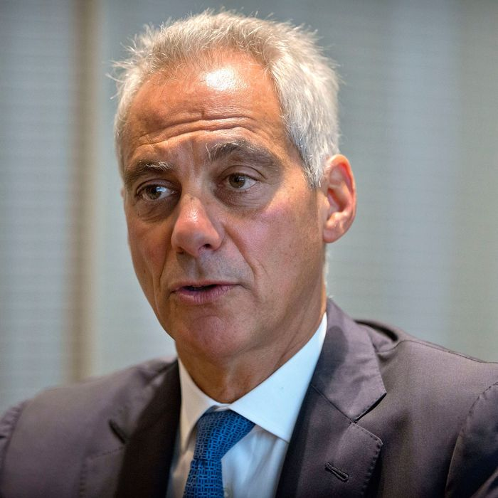 Rather Than Wage A Bitter Reelection Fight Rahm Steps Aside