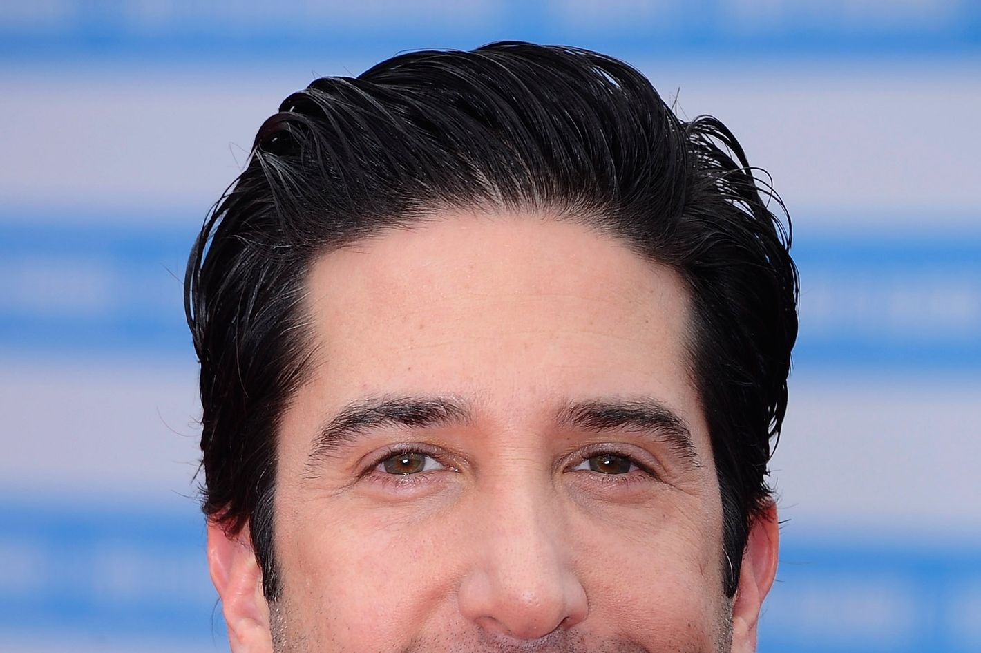 David schwimmer close up new picture