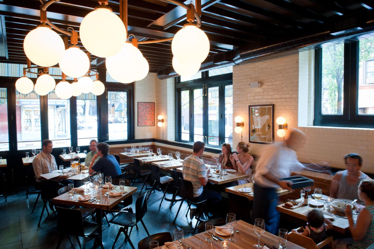 Status Tables Where VIPs Sit at 20 New York Restaurants