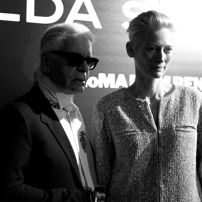 Karl and Tilda.