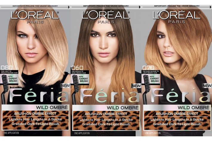 Ombré Hair Gets A New Breath Of DIY Life - Diy ombre hairstyle