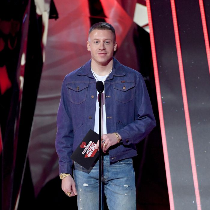 Twitter Calls Out Macklemores Hitler Youth Haircut