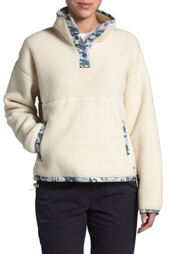 The North Face Liberty Quarter Snap Pullover