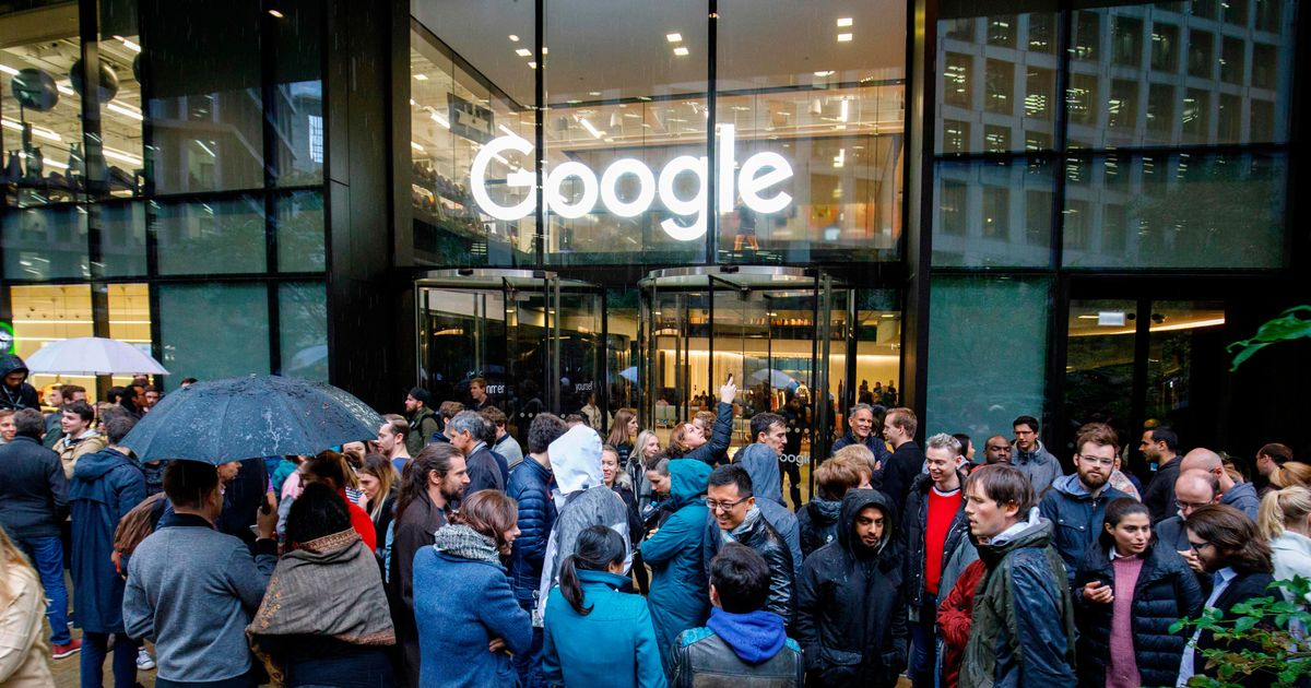 Google Appears to Be Retaliating Against Walkout Organizers