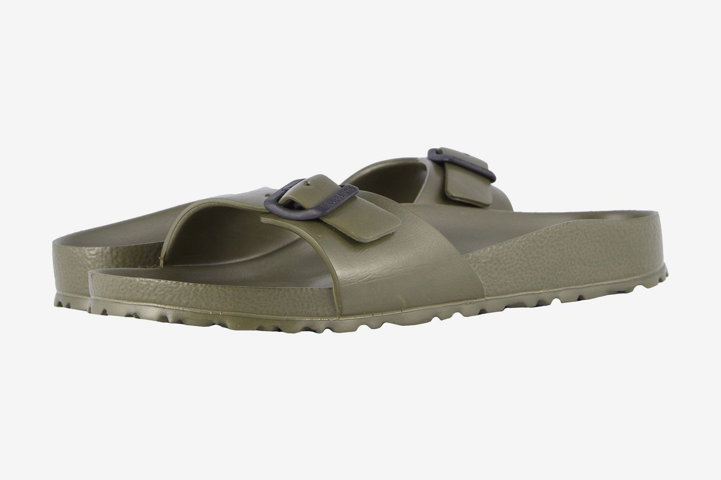 5db232f51772 Birkenstock Madrid Essentials EVA Khaki