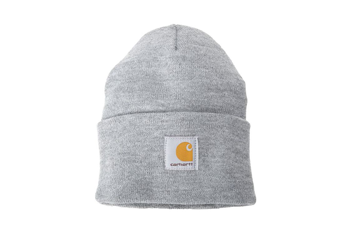 Carhartt Watch Hat A18 — Heather Gray