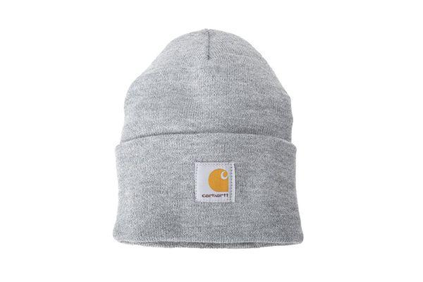 Carhartt Watch Hat A18 — Heather Gray