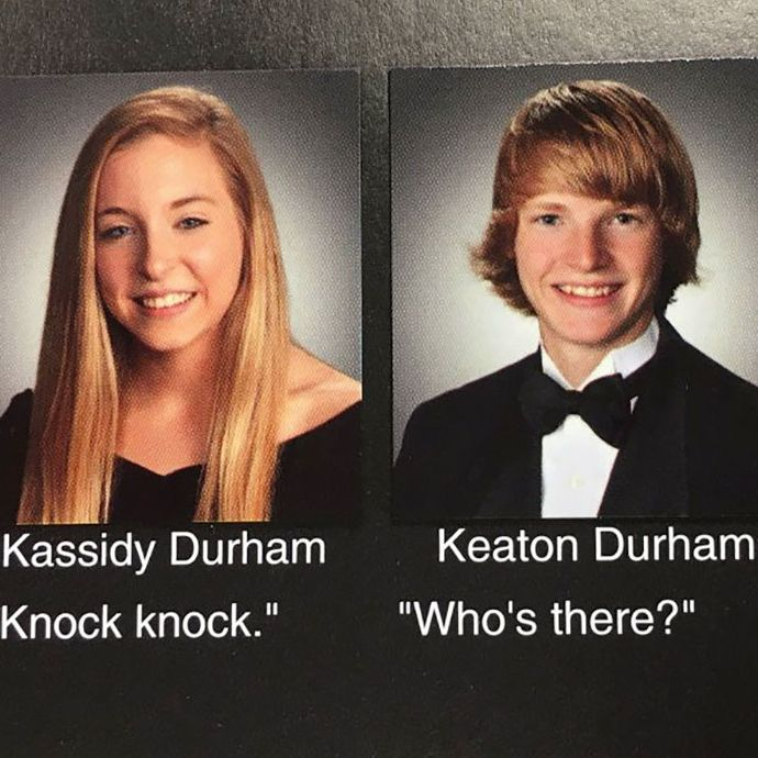 The Best Funniest Viral Yearbook Quotes Of 2016
