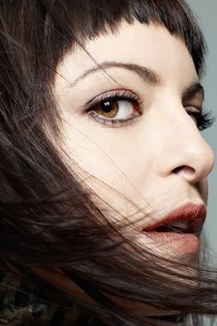 Sophia Amoruso, photographed by Peter Hapak.