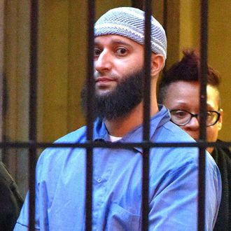 Convicted killer Adnan Syed, subject of √¢Serial√¢ podcast, makes case for new trial