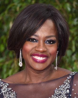 The always amazing Viola Davis.