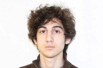 In this image released by the Federal Bureau of Investigation (FBI) on April 19, 2013, Dzhokar Tsarnaev, 19-years-old, a suspect in the Boston Marathon bombing is seen.  (Photo provided by FBI via Getty Images)