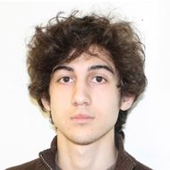UNKNOWN - APRIL 19: In this image released by the Federal Bureau of Investigation (FBI) on April 19, 2013, Dzhokar Tsarnaev, 19-years-old, a suspect in the Boston Marathon bombing is seen.  (Photo provided by FBI via Getty Images)