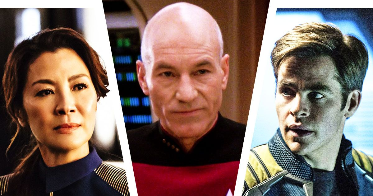 Which Star Trek Captain Has the Best Managerial Technique?