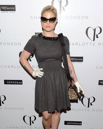 Kelly Osbourne.