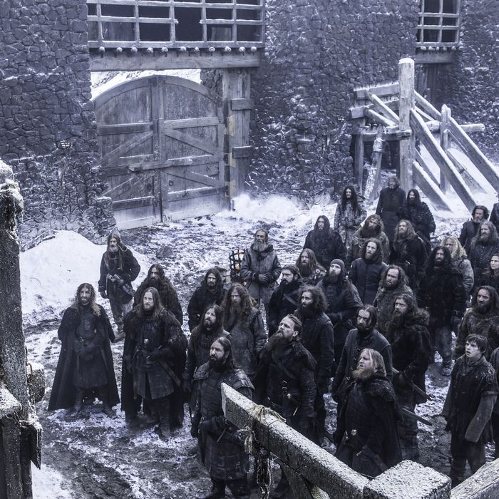Did Jon Snow Actually Break His Oath on Sunday Night's Game of Thrones?