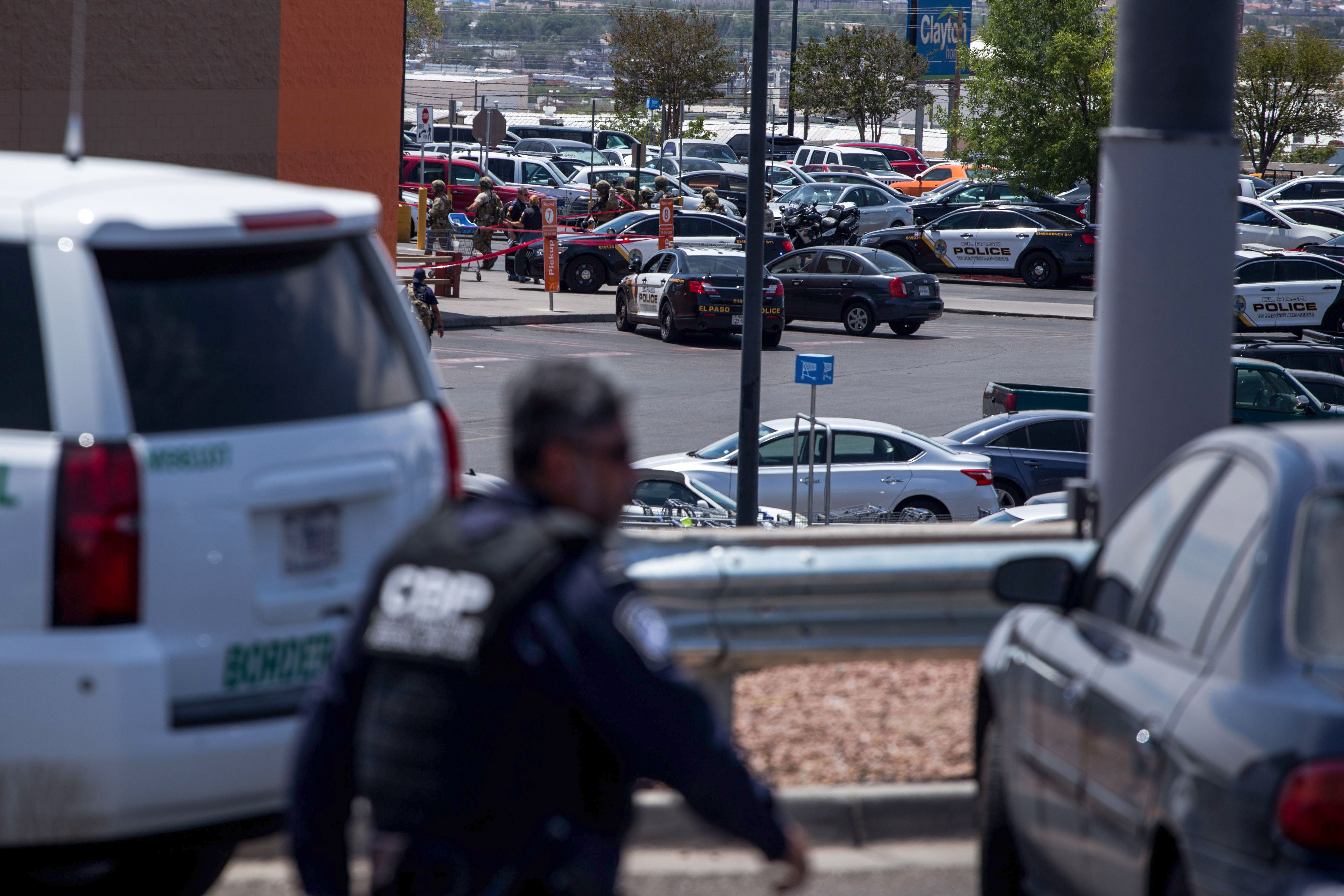Everything We Know About The El Paso Walmart Shooting