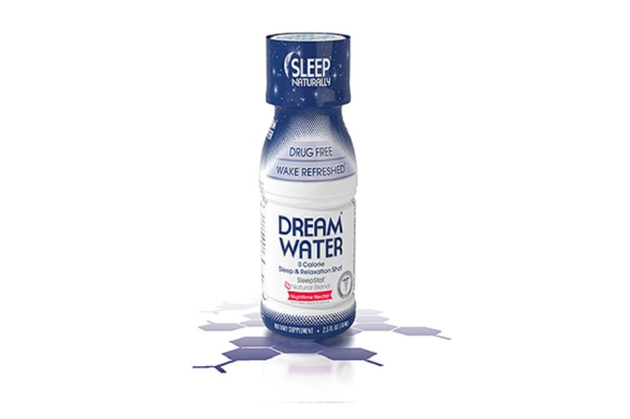 Dream Water Snoozeberry , Sleep & Relaxation Shots, Four 2.5 Oz Shots