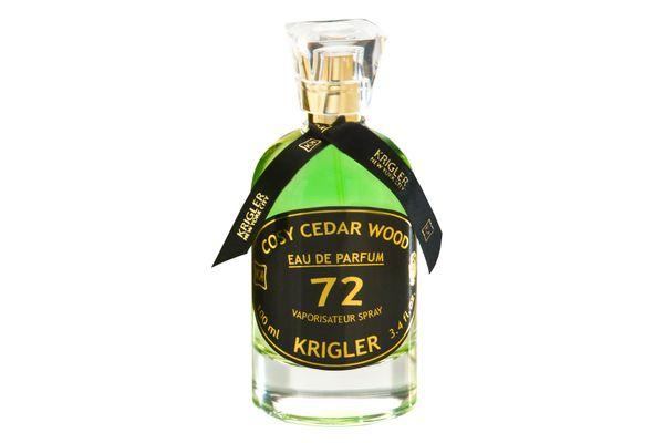 Krigler Cosy Cedar Wood 72 perfume