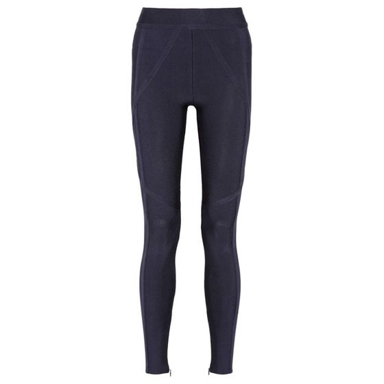 "Bandage leggings, <a href=""https://www.net-a-porter.com/product/372134"">$980</a>."