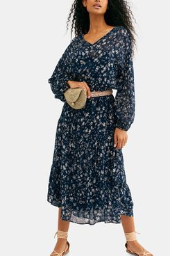 Free People Wallflower Midi Dress