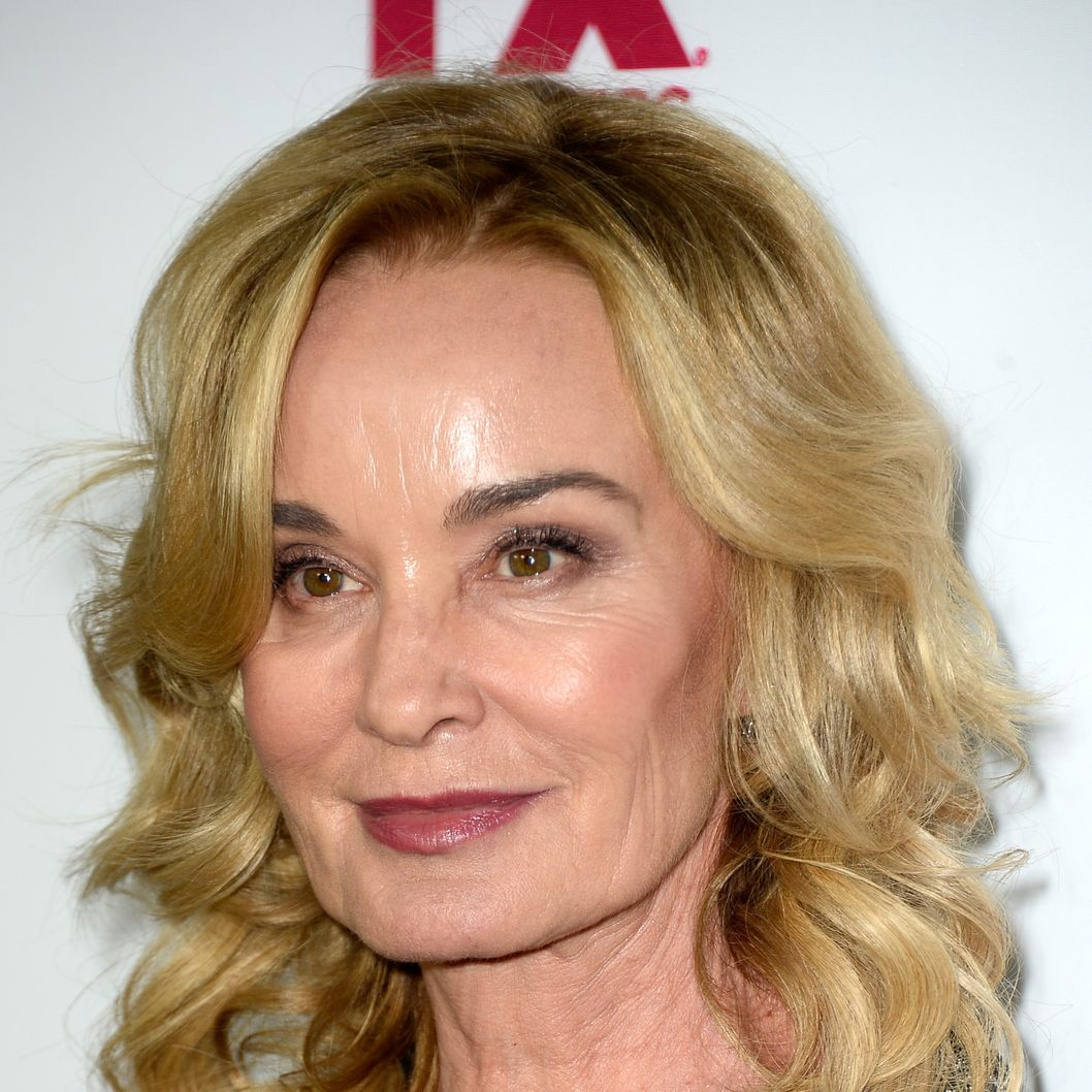 "WEST HOLLYWOOD, CA - OCTOBER 05:  Actress Jessica Lange arrives at the premiere of FX's ""American Horror Story: Coven"" at Pacific Design Center on October 5, 2013 in West Hollywood, California.  (Photo by Frazer Harrison/Getty Images)"