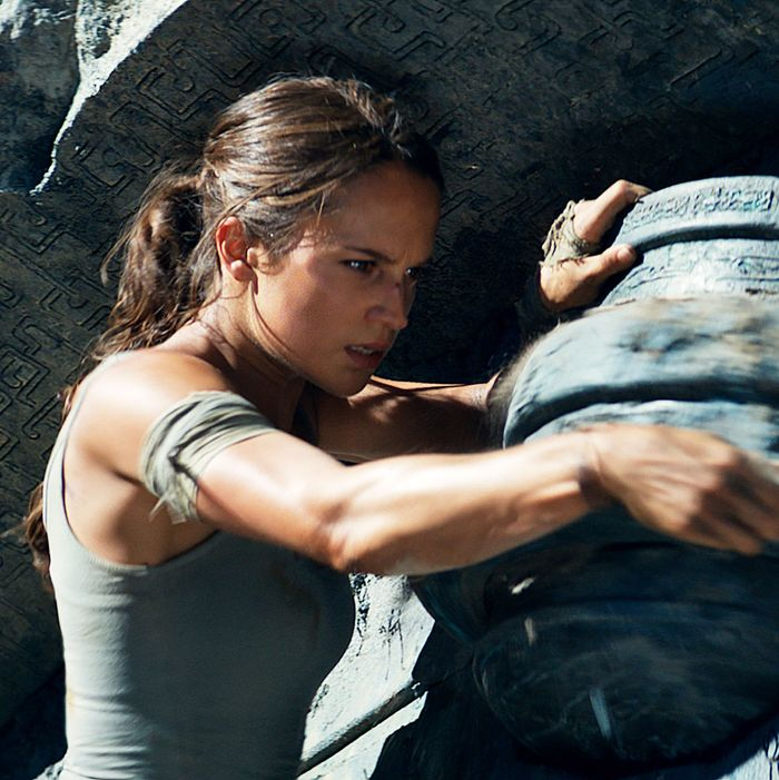 Tomb Raider Can You Solve The Movie S Only Puzzle