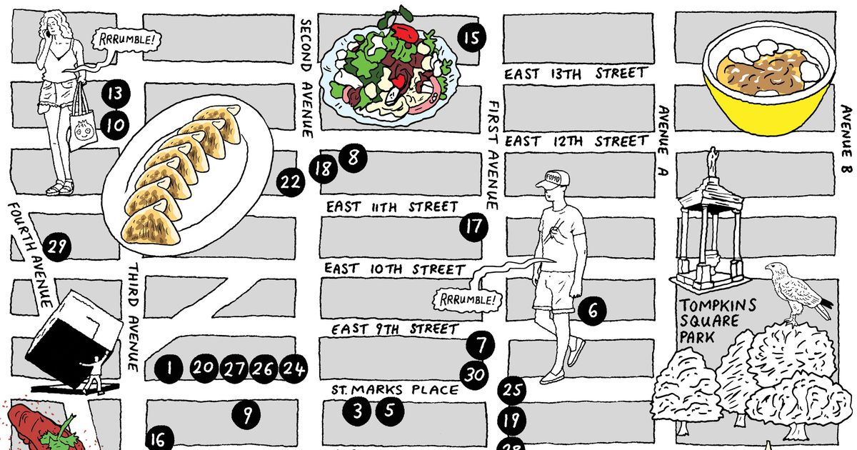 A Guide to the East Village's Booming 'Chinatown North'