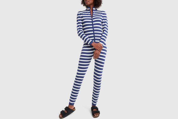 Goop x Perfect Moment Striped Suit