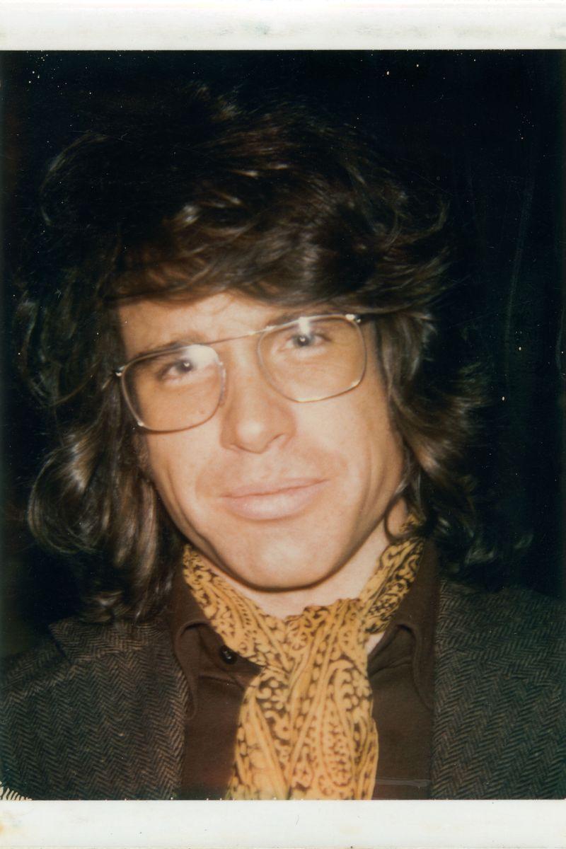 Warren Beatty, 1971 - Before Instagram, Andy Warhol Took Polaroids ...