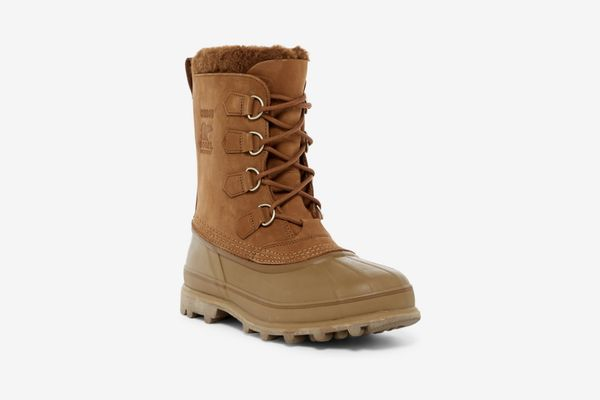 Sorel Caribou Waterproof Genuine Fleece Lined Boot