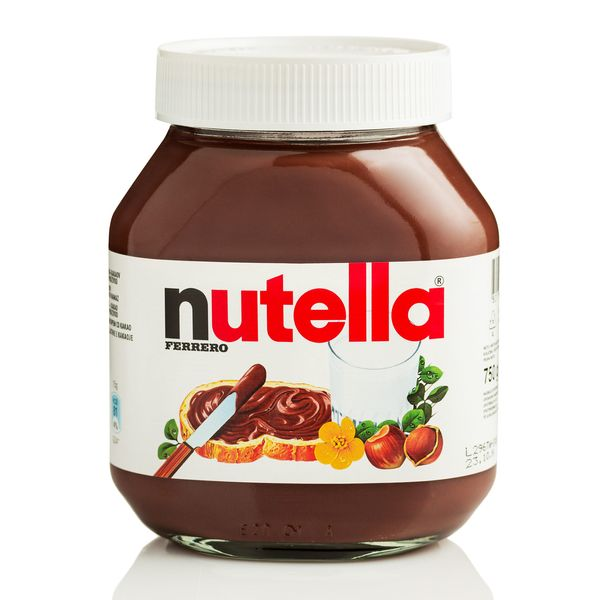 Nutella-Maker Swears Its Delicious Hazelnut Spread Isn't That Bad for the Environment