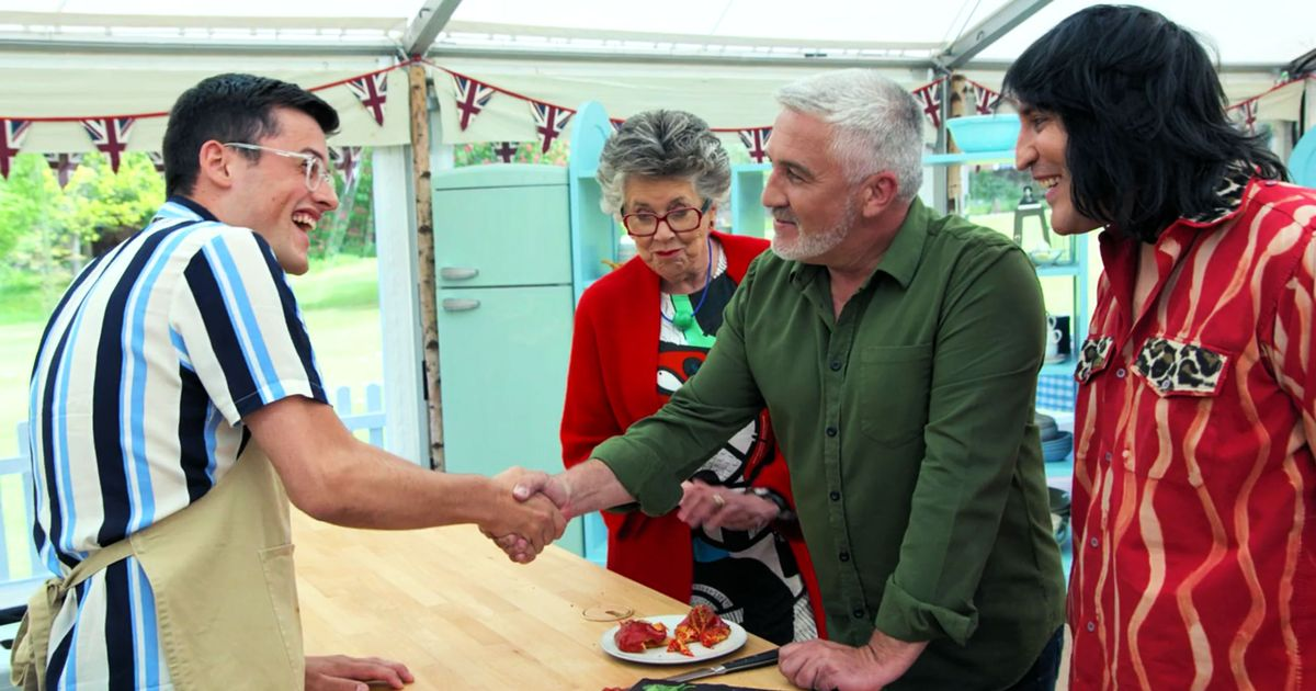 I Hate the Paul Hollywood Handshake
