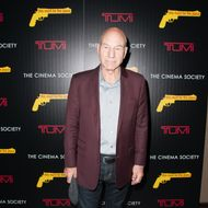 "Patrick Stewart attends The Weinstein Company With The Cinema Society And Tumi Host A Screening Of ""This Must Be the Place"" at Tribeca Grand Hotel on October 25, 2012 in New York City."