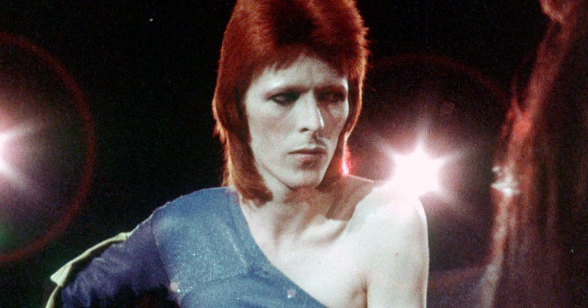 David Bowie Vintage 70