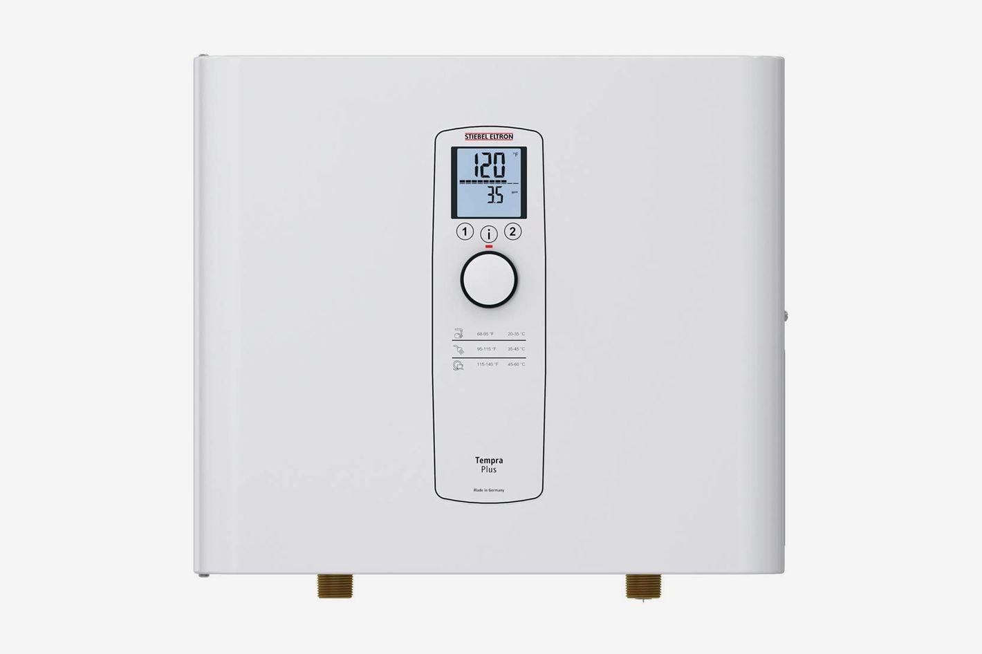 Stiebel Eltron 29 Plus Tempra, Tankless Water Heater, White