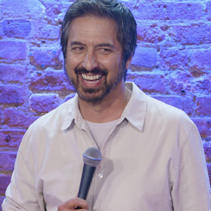 Ray Romano in his Netflix stand-up comedy special, Right Here, Around the Corner.