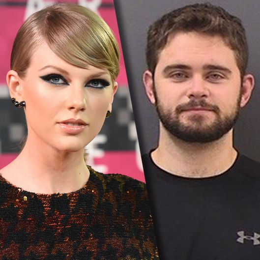 Taylor Swift's high school crush Andrew Hardwick arrested for child abuse