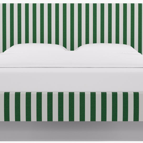 Tailored Platform Bed