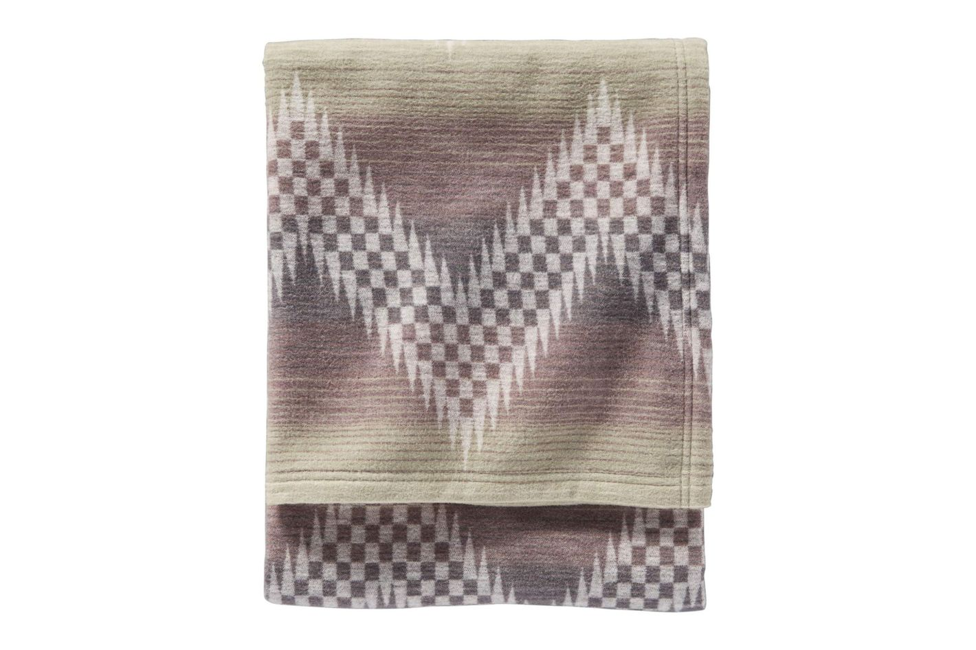 Pendleton Willow Basket Throw