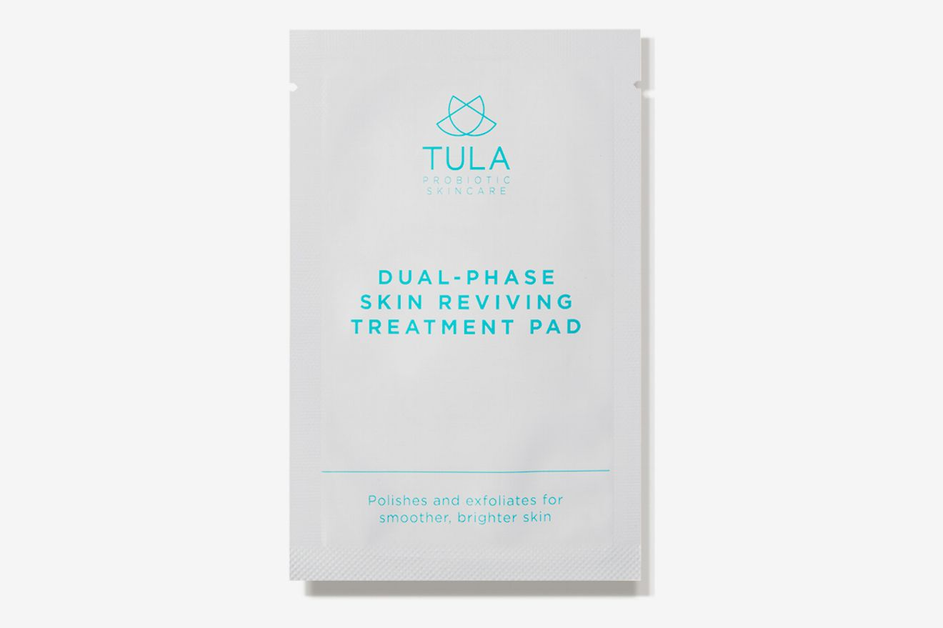 Tula Skin Care Dual-Phase Skin Reviving Treatment Pads