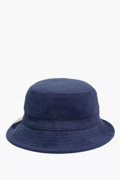 Madewell Terrycloth Short-Brimmed Bucket Hat