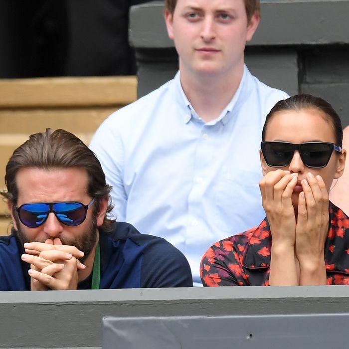 b22977d5bd9a Remembering Bradley Cooper and Irina Shayk at Wimbledon