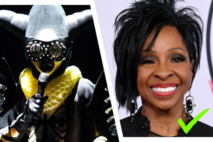 Confirmed: The Bee is Gladys Knight!