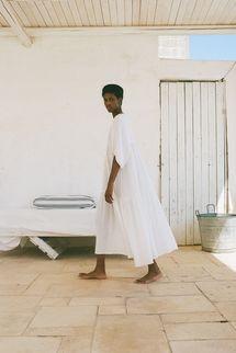 Anaak Nina Tiered Maxi Dress