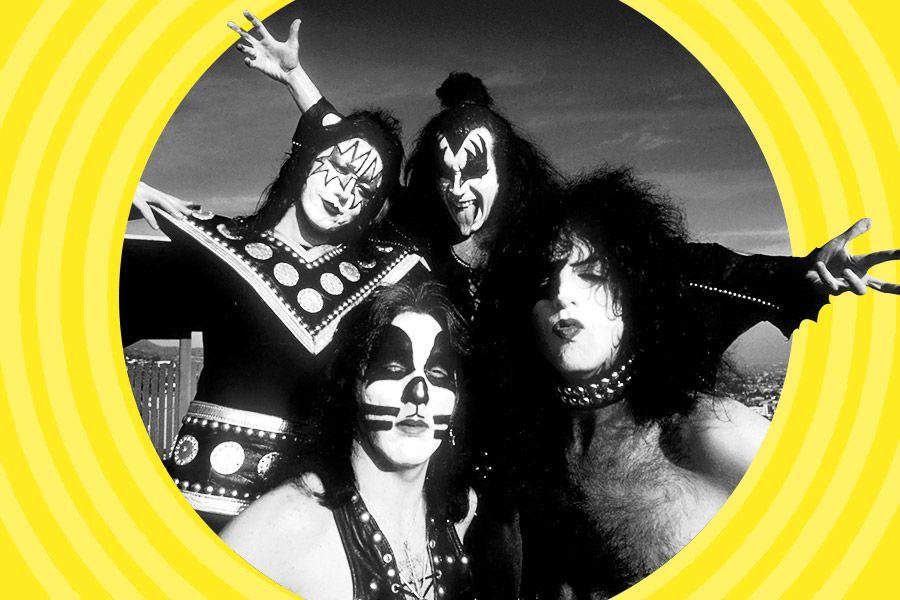 10 Great Forgotten Kiss Songs